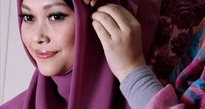 How to Wear a Hijab Simple and Stylish Way