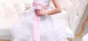 Flower Girl Dresses: Dress for Summer Wedding 2013