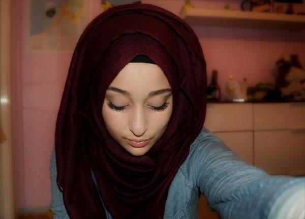 Arab hijab styles and gulf hijab fashion hijab 2017 Fashion style girl hijab facebook