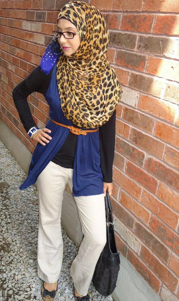 Arab Hijab Styles and Gulf Hijab Fashion