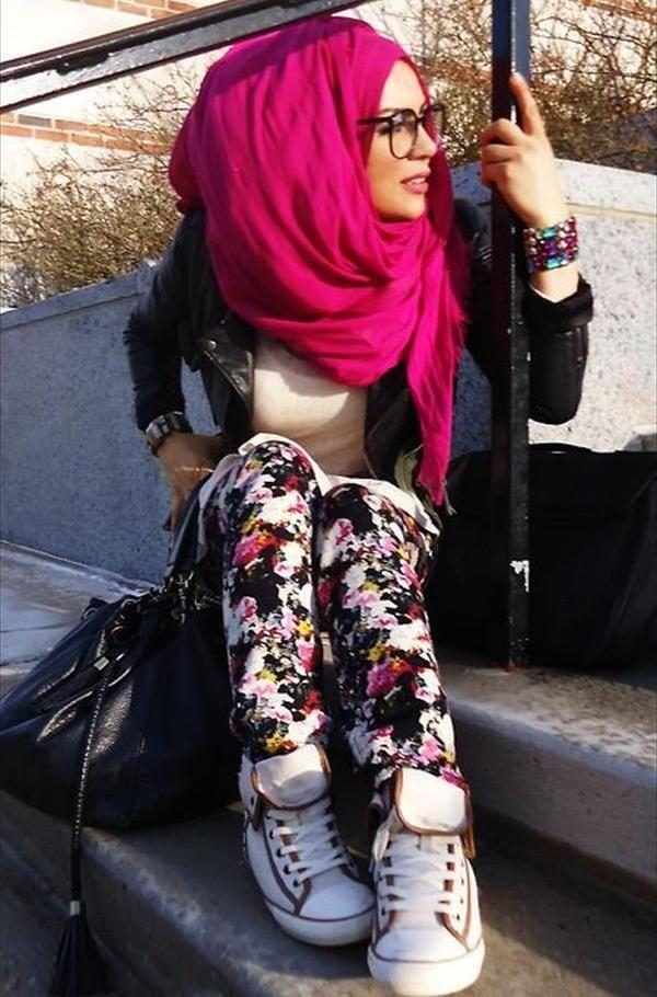 hijab trend 2014 for women