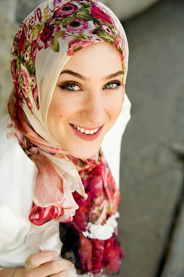 hijab street fashion 2014