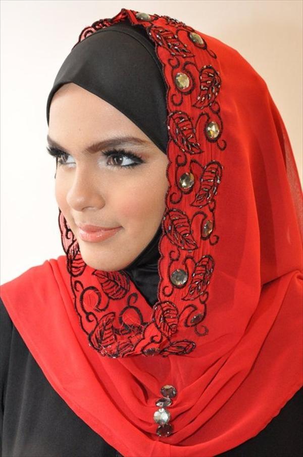hijab for woman 2014