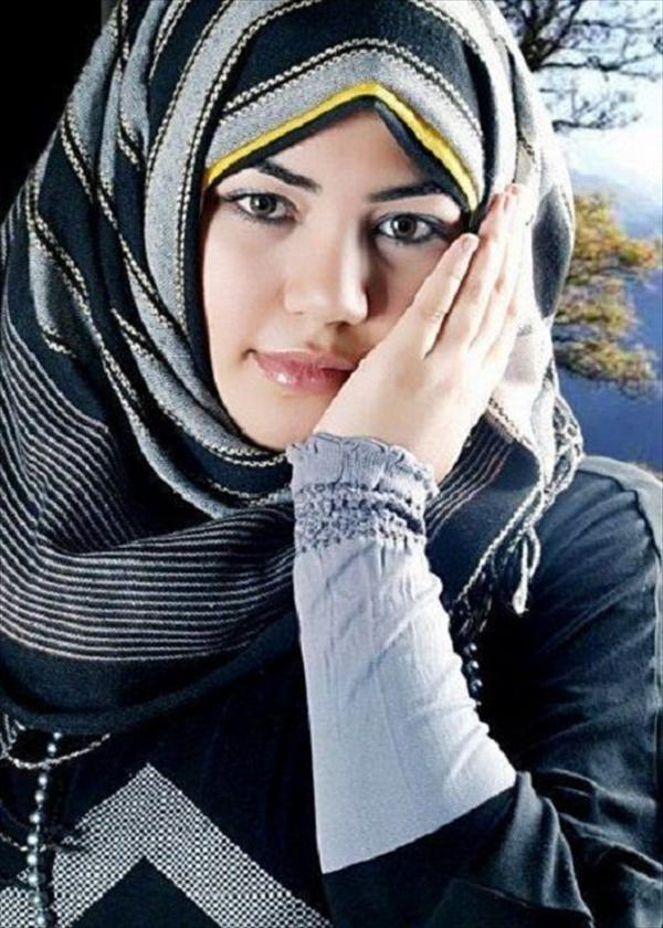 latest hijab for young girls