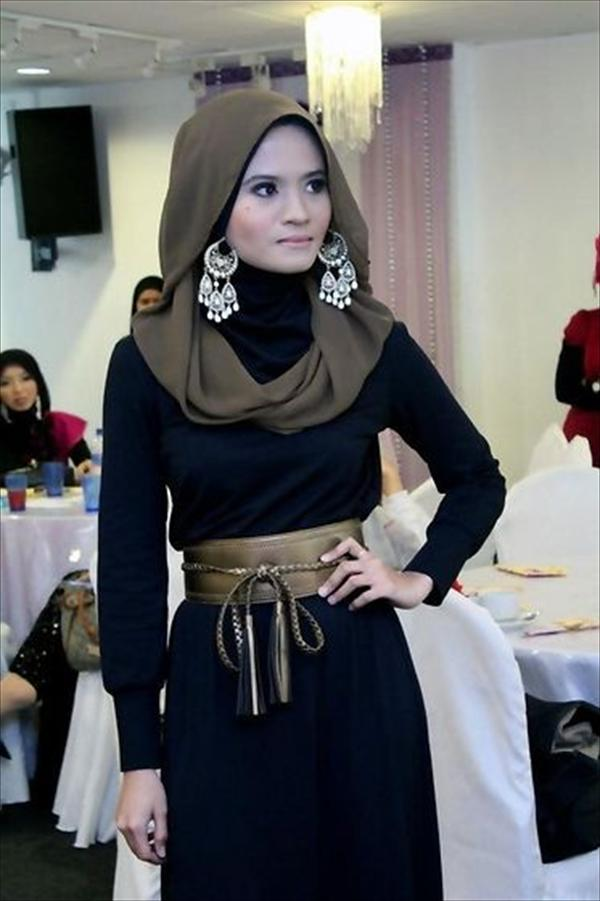 classical hijab
