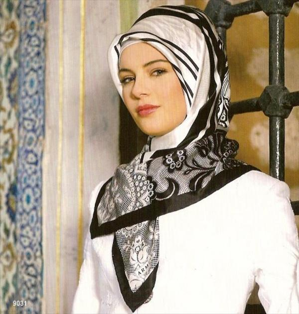 Arab hijab styles and gulf hijab fashion hijab 2017 Hijab fashion trends style turkish