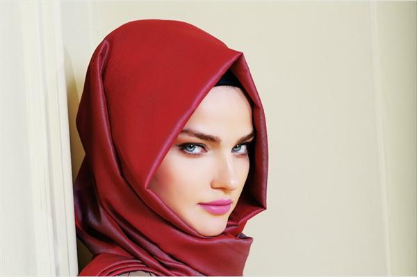 modern turkish hijab
