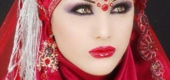 Contemporary Hijab Wedding Styles