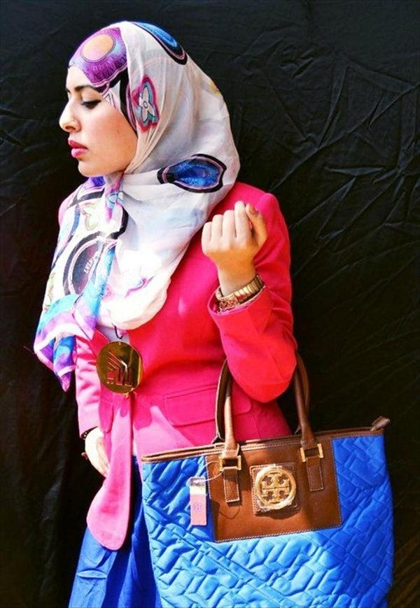 muslim girl hijab fashion