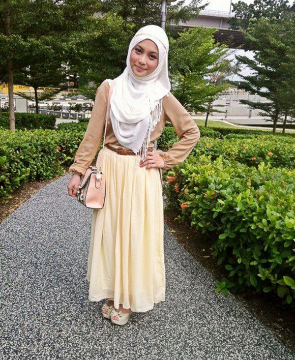 muslim woman hijab fashion