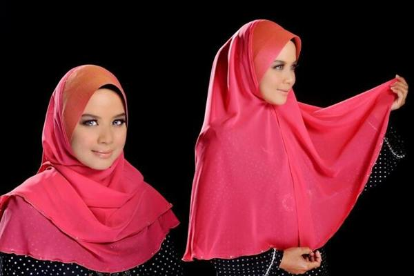 modern hijab for girls