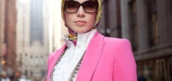 Latest Trends of Hijab Style 2013