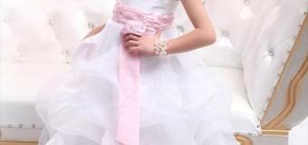 Flower Girl Dresses: Dress for Summer Wedding 2013