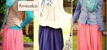 Hijab Fashion 2014 – Fluctuate In the Various Territories