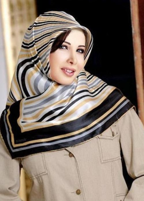 celebrity hijab fashion